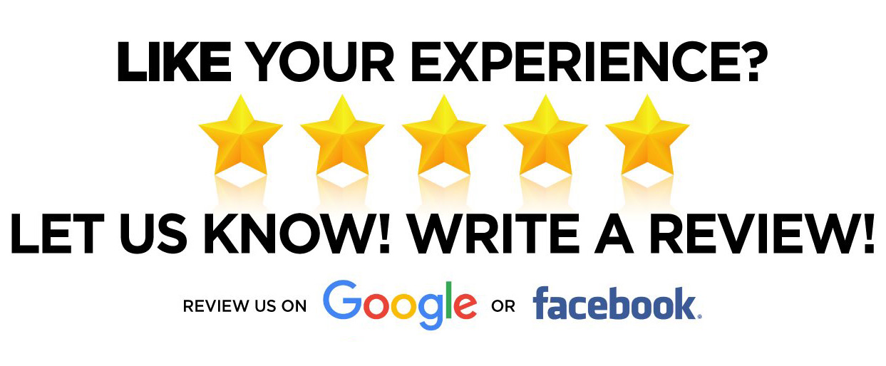 Review us on Google or Facebook | Car City Autos